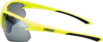 Picture of BBB IMPULSE SUNGLASES MATT NEON YELLOW