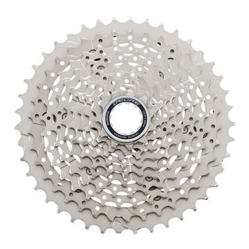 Picture of SHIMANO 10V CASSETTE 11-46 CS-M4100 10SP