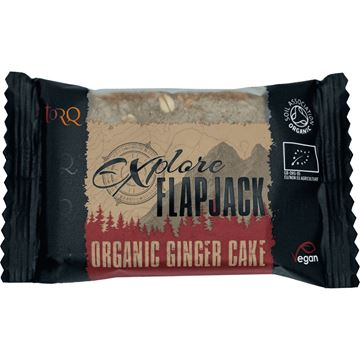 Picture of TORQ FLAPJACK ORGANIC GINGER CAKE
