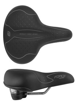 Picture of FORCE VERA TOURIST SADDLE FOR WOMEN, WITH ELASTOMER