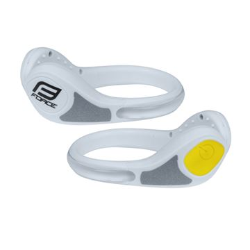Picture of FORCE FLARE SHOE CLIP / STRAP YELLOW
