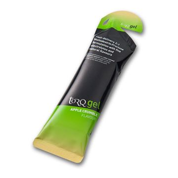 Picture of TORQ - ENERGY GEL APPLE CRUMBLE