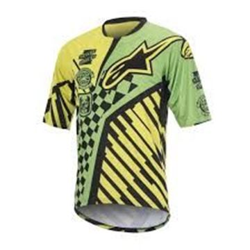 Picture of ALPINESTARS SIGHT SPEEDSTER TOP SHORT SLEEVE