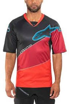 Picture of ALPINESTARS VECTOR SHORT SLEEVE JERSEY