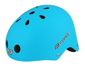 Picture of FORCE BMX HELMET BLUE
