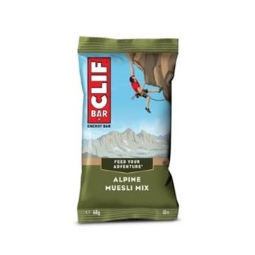 Picture of CLIFF BAR 68G ALPINE MEusli