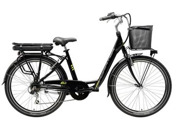 Picture of CICLI ADRIATICA E2 LADY BLACK EBIKE