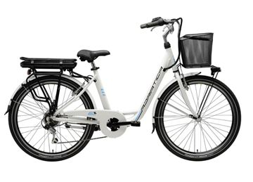 Picture of CICLI ADRIATICA E2 LADY WHITE EBIKE