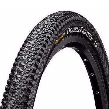 Picture of CONTINETAL TIRE DOUBLE FIGHTER III 26X1.90