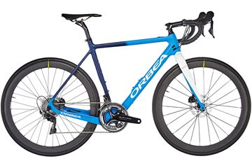Picture of ORBEA GAIN M30 MEDIUM IN bLUE AND WHITE ACCENTS