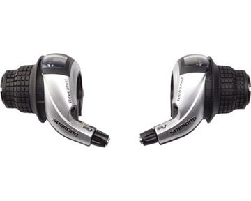 Picture of SHIMANO REVO 3X8V SL-RS45 TOURNEY SHIFTING SET