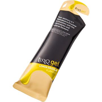 Picture of TORQ - ENERGY GEL LEMON DRIZZLE