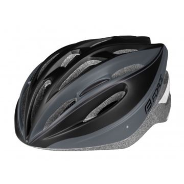 Picture of FORCE TERY HELMET BK-GR S-M