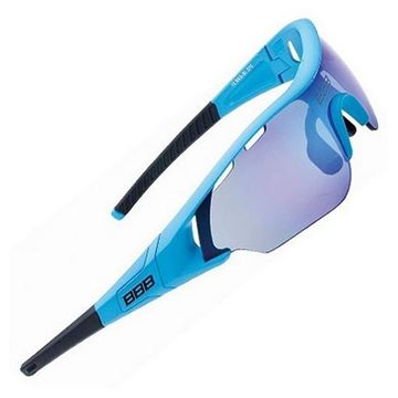 Picture of BBB SUMMIT SUNGLASES MATT BLUE
