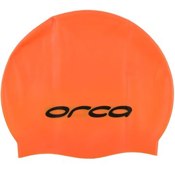Picture of ORCA SILICONE SWIMCAP OR