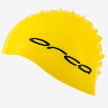 Picture of ORCA SILICONE SWIMCAP YL