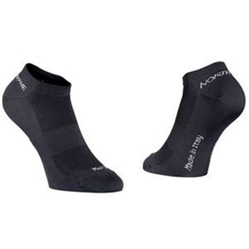 Picture of NORTHWAVE - GHOST 2 SOCK BLACK