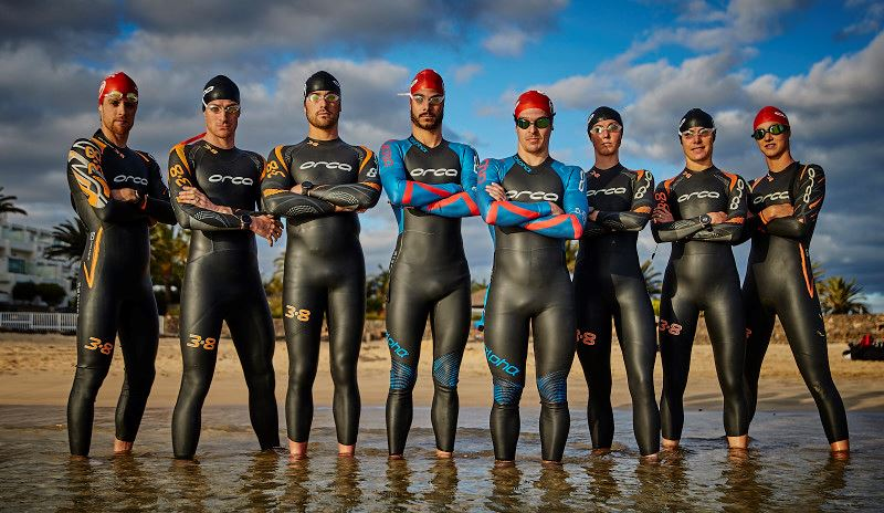 Picture for category Men Wetsuits